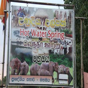 The Steaming Hot Water Wells of Mahaoya