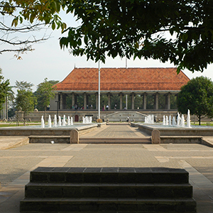 Independence Memorial Hall