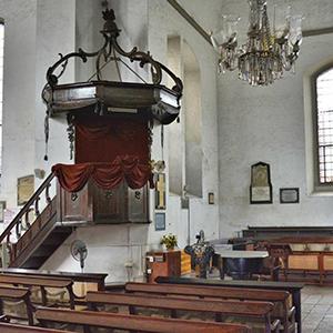 Wolvendal church