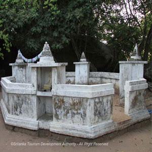 Veheragala Temple