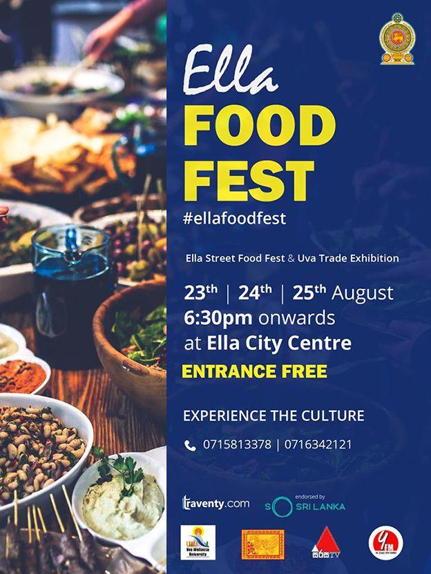 Ella Food Fest