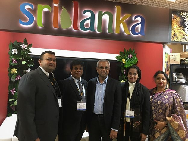 Sri Lanka Tourism taps high-end Luxury French Travelers Participates at -ILTM Travel Fair in Cannes, France 2017