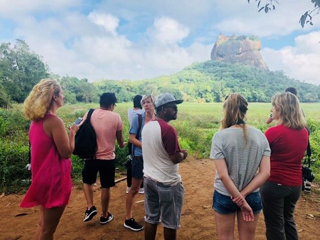 Sri Lanka to be the next uprising Paradise for Travel Influencers from around the Globe SLTPB Visiting Blogger Program geared up for aggressive social media promotion in 2018 with World's Top Travel influencers