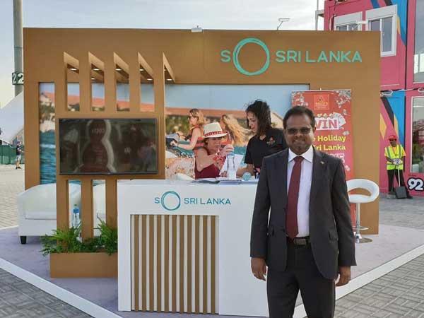 Sri Lanka at Emirates Dubai Rugby Sevens