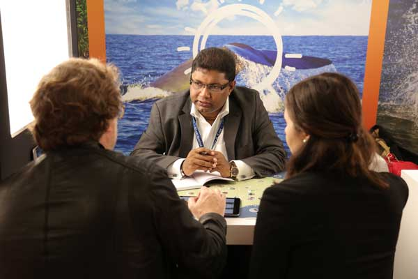 Sri Lanka reach new heights in world luxury travel trade at ILTM Travel Fair