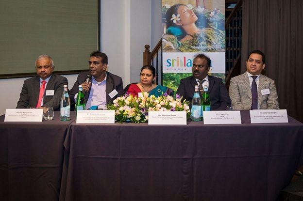 Sri Lanka Tourism targets top source markets  from Western Europe