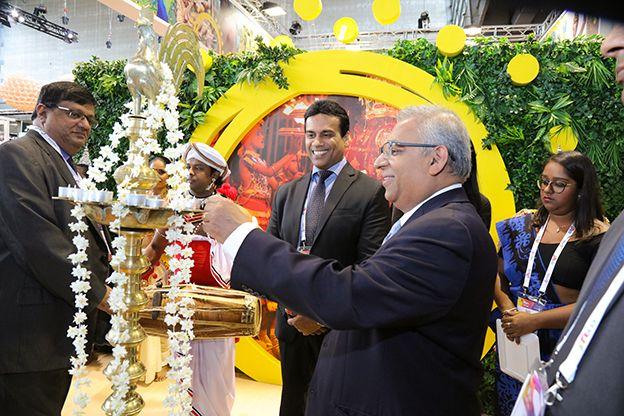 Sri Lanka Tourism gains momentum at IFTM TOP RESA Travel Fair 2019 in Paris, France
