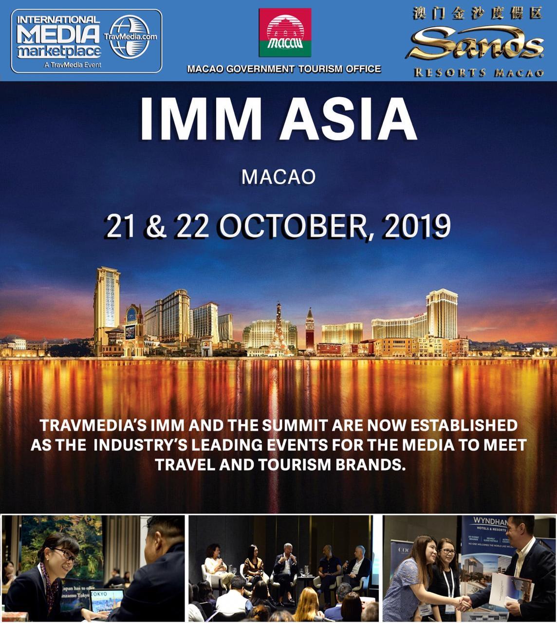 Sri Lanka Tourism partners with several International Organizations at IMM Asia 2019