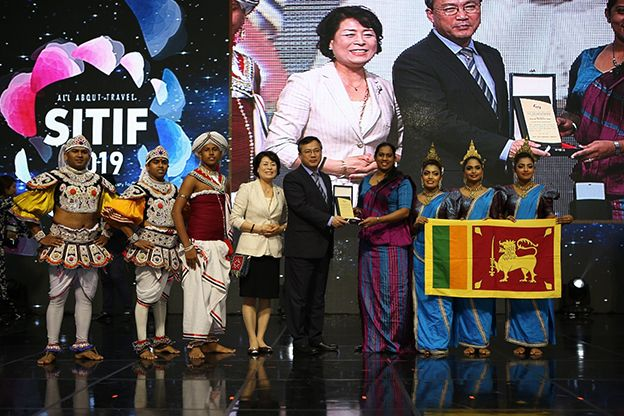 Sri Lanka bags the award for the best performance at SITIF 2019