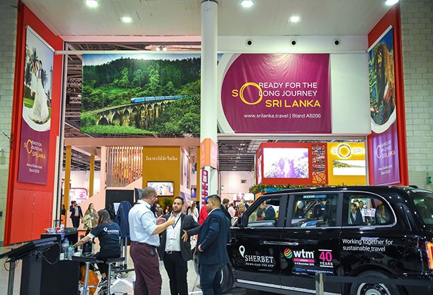 Sri Lanka dazzles as Premier Partner at World Travel Market
