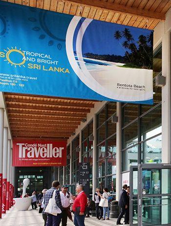 Sri Lanka strikes a promising high at Travel Fair in Italy