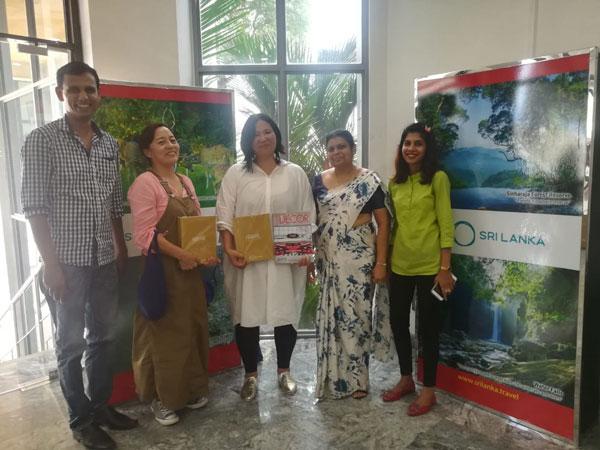feel and share so sri lanka 2019