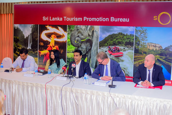 The German Travel Association extends its support to Sri Lanka Tourism