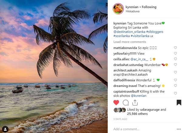 Global instagram titans 2019