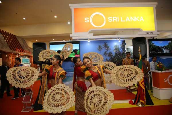 Sri Lanka showcases sustainable tourism at MATTA Trade Fair 2019