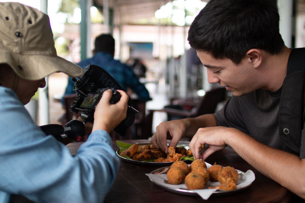 Recognizing Jaffna: A Culinary Adventure by Popular YouTubers-Chopstick Travel