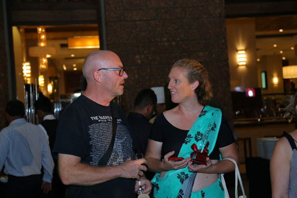 sltpb hosts networking session for travel bloggers