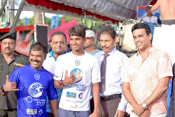 So Sri Lanka Pro 2019