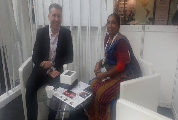Sri Lanka Participates at ITB ASIA 2019 in Singapore