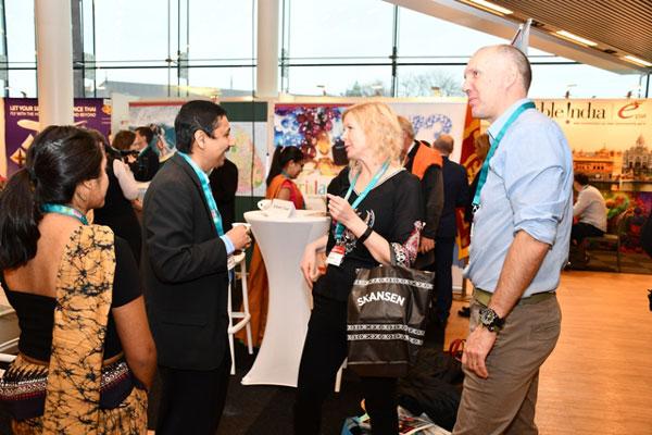 Sri Lanka Participates at Travel News Market 2019 - Stockholm