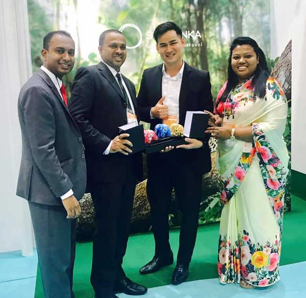 Sri Lanka shows its prestige at JATA Tourism Expo 2019