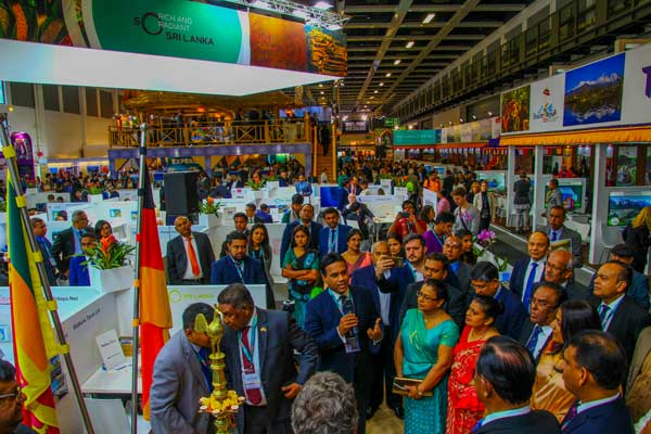 Sri Lanka Tourism unveils new documentary at ITB