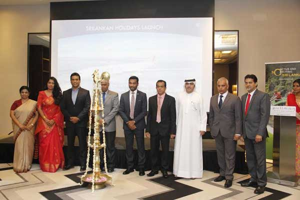 Sri Lankan Holidays launch in Dubai
