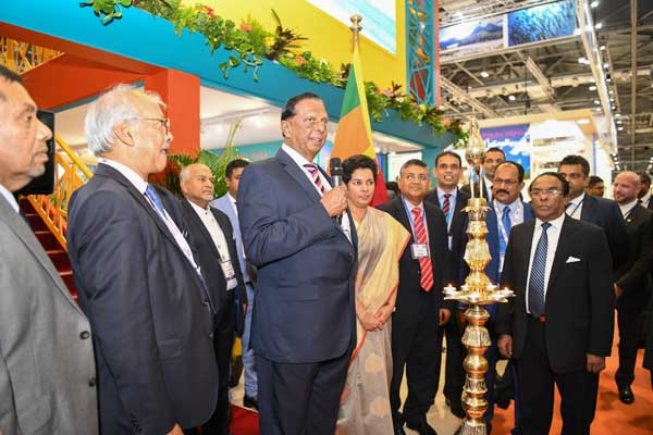 WTM London unveils Sri Lanka as premier partner for 2019