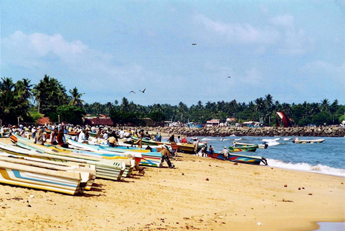 Fishin Village - Negombo