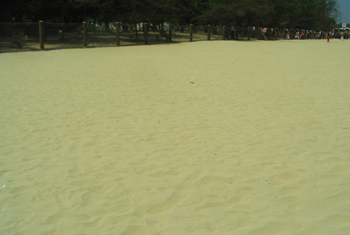 White sands - Nilaveli Beach