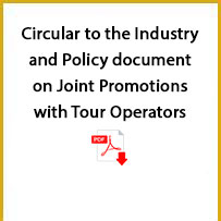 Joint Promotions with Foreign Tour Operators